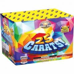 25 Carats!