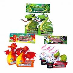 Magic Bunny/Venomous Snake/Happy Dinosaur<m met-id=148 met-table=product met-field=title></m>