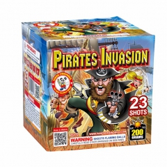 Pirates Invasion