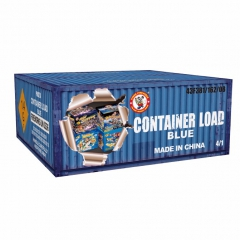 Container Load Blue