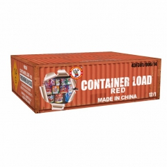 Container Load Red