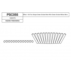 PSC055 - Single Row