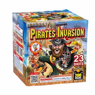 Pirates Invasion