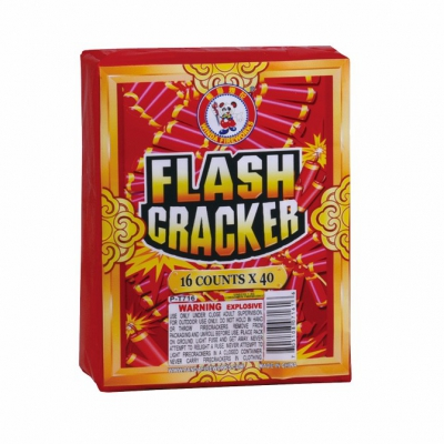 Flash Cracker 16 Counts<m met-id=400 met-table=product met-field=title></m>